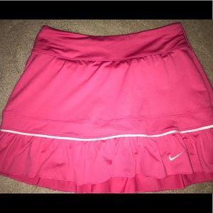 Women's dry fit skort